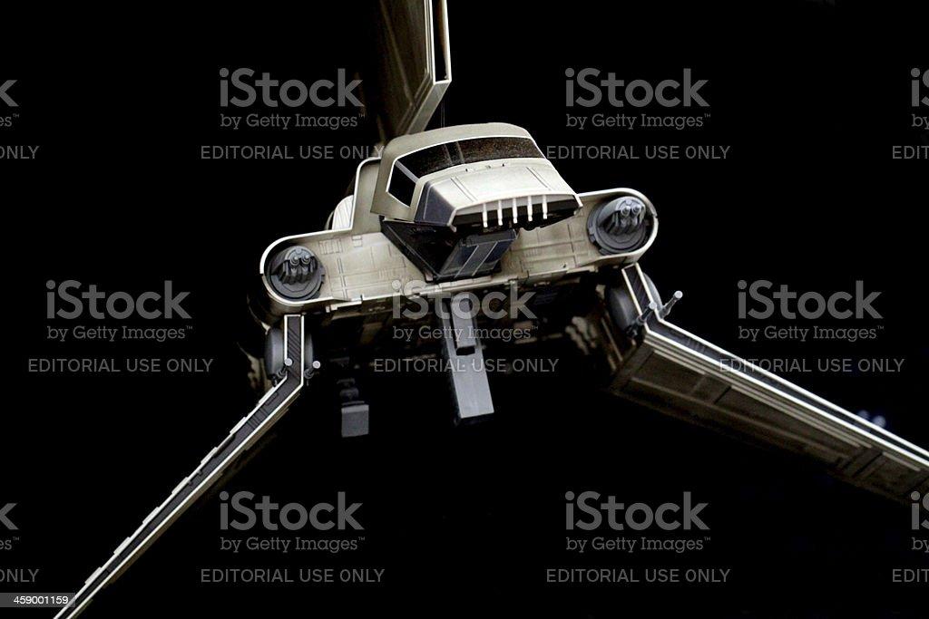 Shuttle royalty-free stock photo