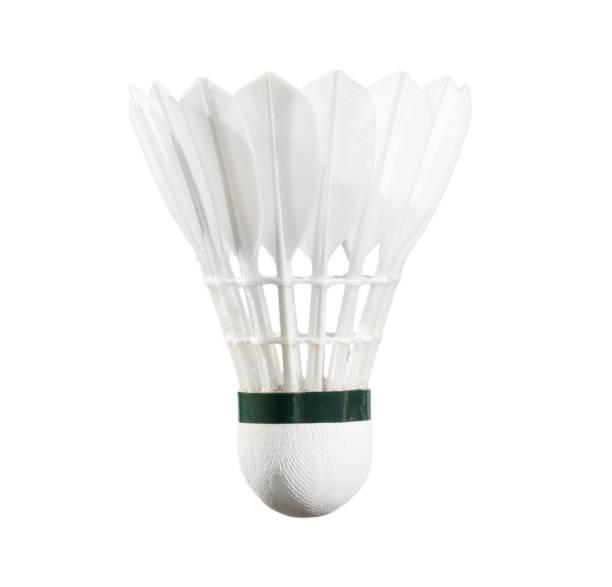 Volant de badminton isolé - Photo