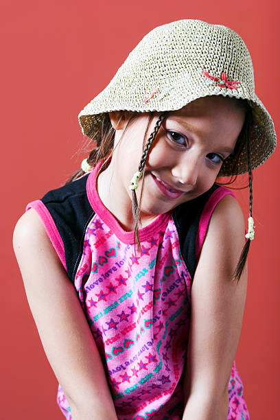 Shy girl  ensnare stock pictures, royalty-free photos & images