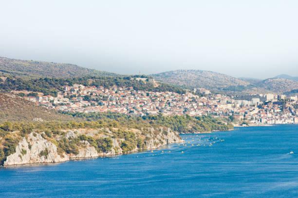 Sibenik, Kroatien - Besuch der schönen Stadt Sibenik – Foto
