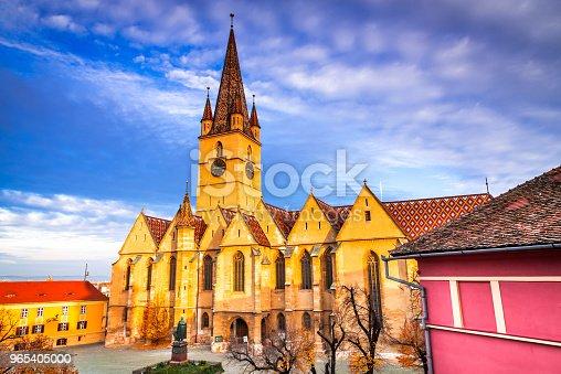 Sibiu Transylvania Romania - Stockowe zdjęcia i więcej obrazów Abstrakcja