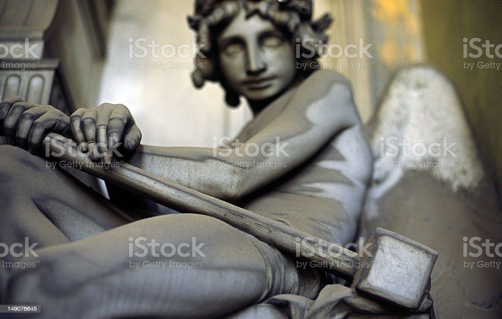 Sic transit gloria mundi royalty-free stock photo