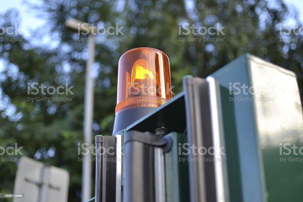 Sicherheit stock photo