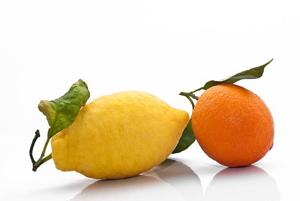 Nectaroscordum arancia e limone - foto stock