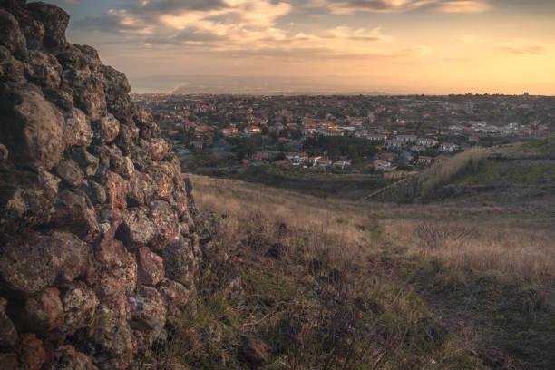Sicilian stone walls – zdjęcie