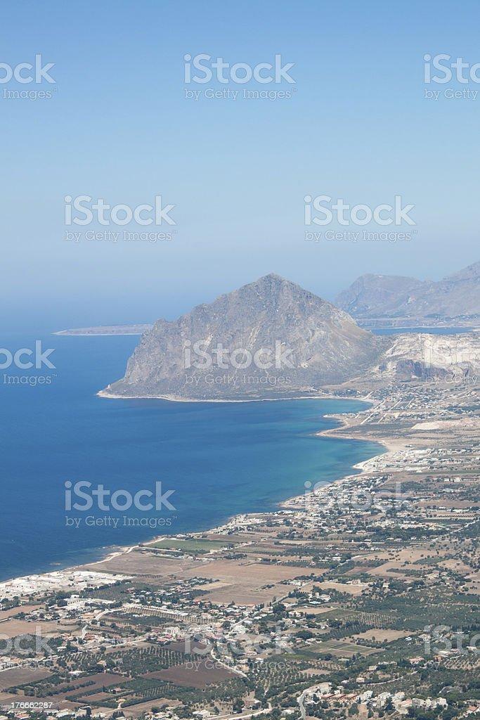 Sicily Nature royalty-free stock photo