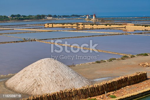 Trapani Saline, i take this picture in this summer. Sicily, Italy
