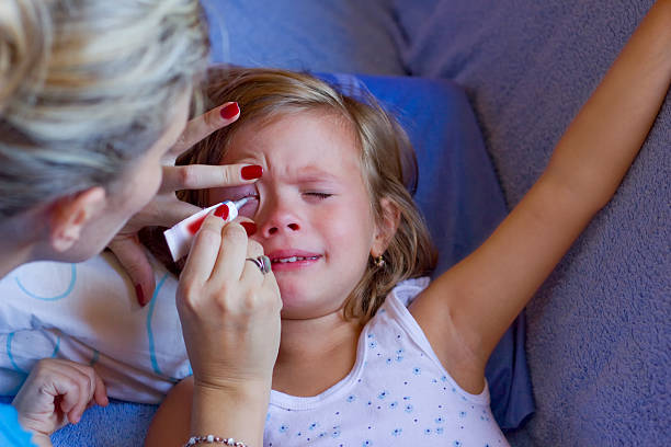 Kranken Kind – Foto
