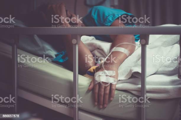 Sick woman lying in bed in hospital picture id886657878?b=1&k=6&m=886657878&s=612x612&h=of ir2utzkk1d7kvdehcvfabxwhgpnwxpqq3y9ieejw=