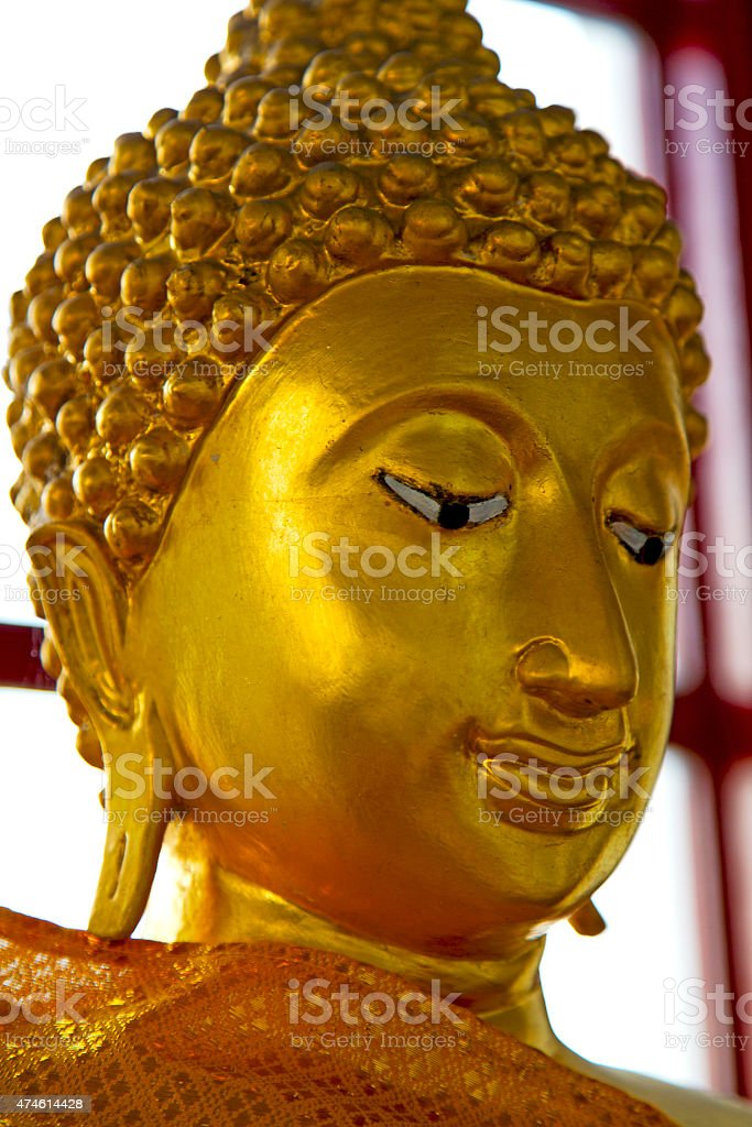 siddharta  the temple bangkok  abstract cross       palaces stock photo