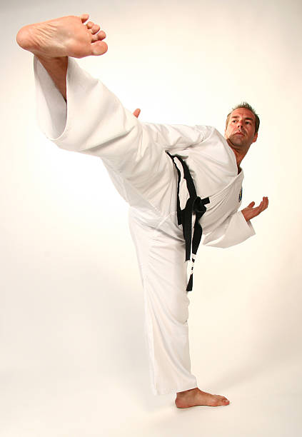 Feet karate The Complete