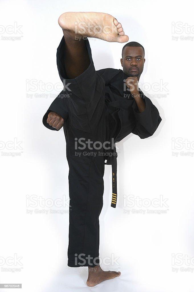 Side kick royalty-free stock photo