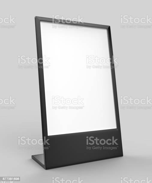 Side loading slide in metal frame table top counter blank white 3d picture id877381898?b=1&k=6&m=877381898&s=612x612&h=h0ao2rrytlwzinrk8p6d6pxsfoxpoizw9k y3lxlqeq=