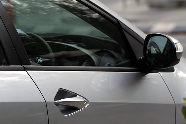 Seitenansicht eines Autos – Foto