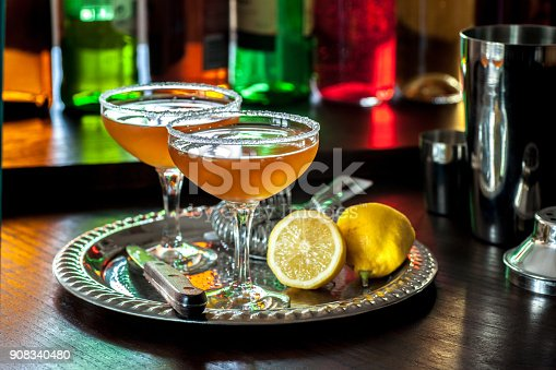 istock Sidecar Cocktails 908340480