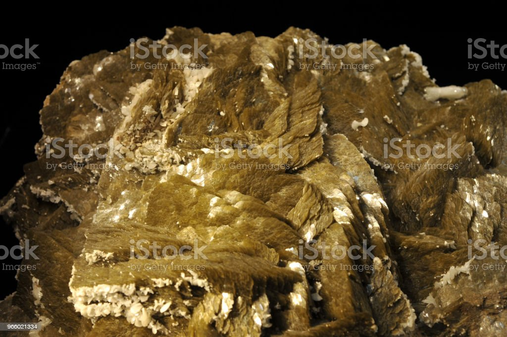 Siderite - Royalty-free Backgrounds Stock Photo