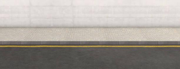 歩道の背景 - 歩道 ストックフォトと画像
