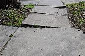 Sidewalk Trouble