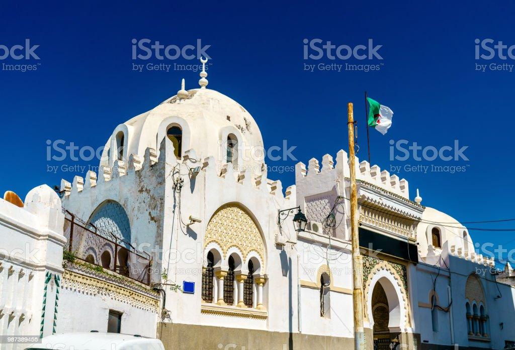 Mosquée de Sidi Abder Rahman à la Casbah d'Alger, Algérie - Photo