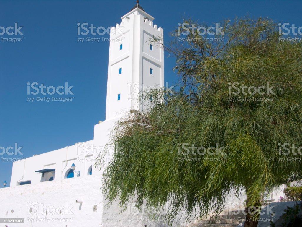 Sidi Bou Said stock photo