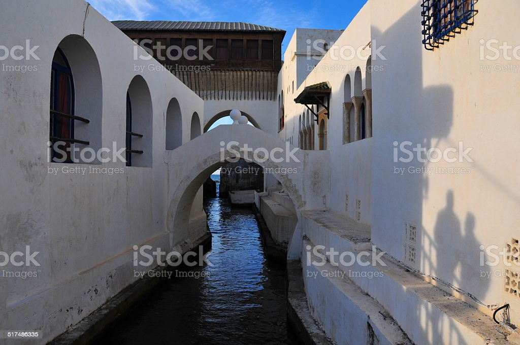 Sidi Fredj, Algérie: canal vénitien - Photo