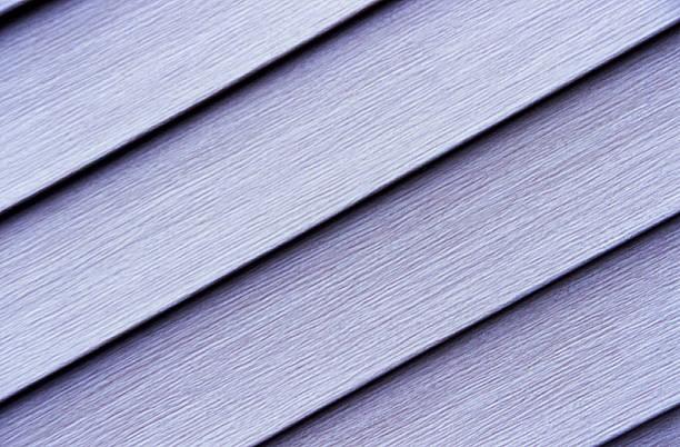 Siding pattern stock photo