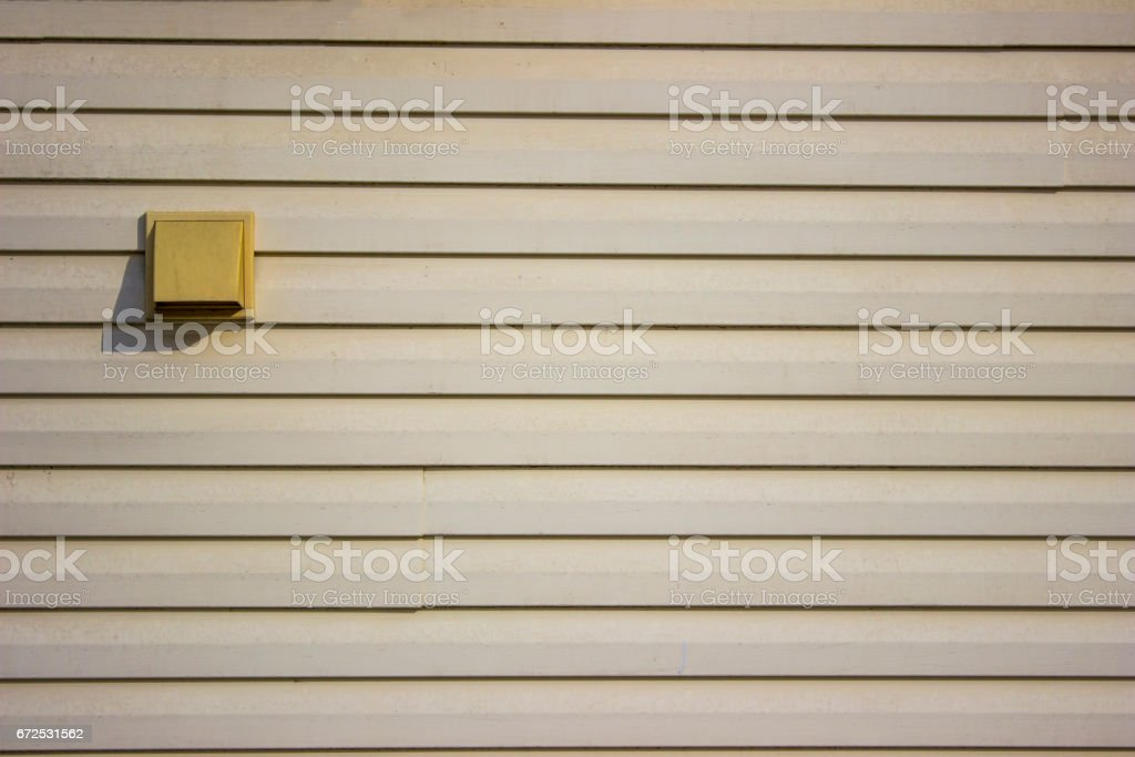 Siding wall can use for background stock photo