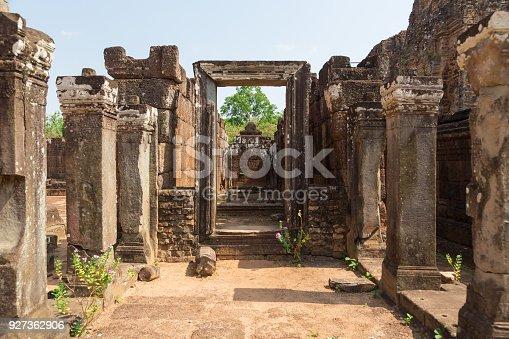 istock Siem Reap, Cambodia Angkor Wat Ruin frame 927362906