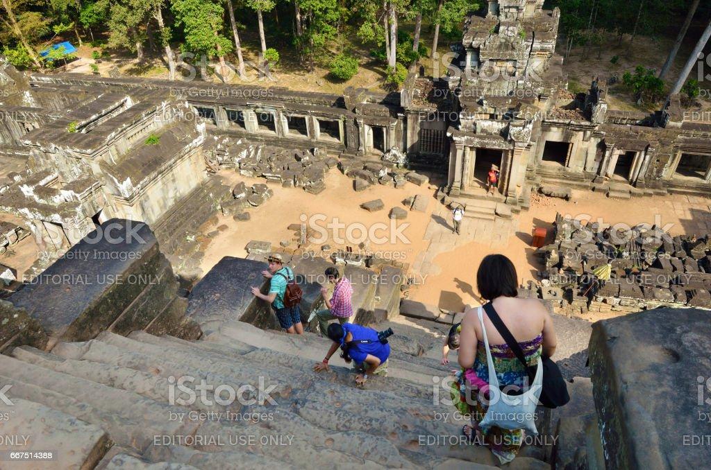 Siem Reap, Cambodia stock photo
