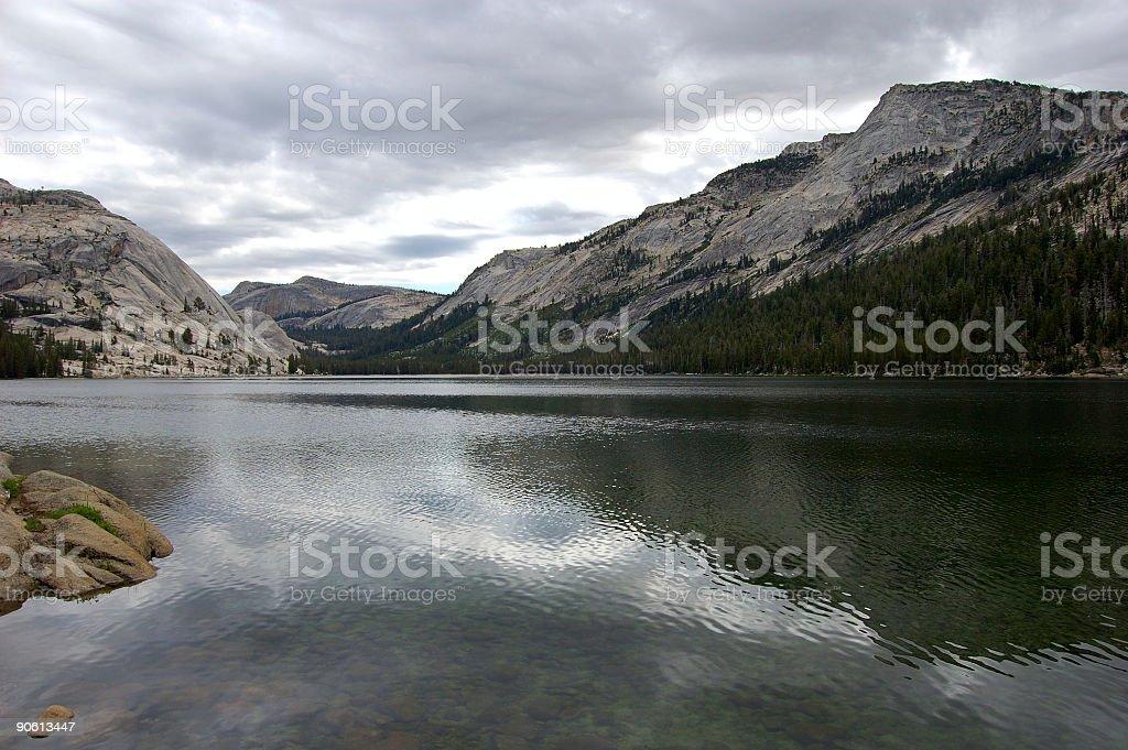Sierra Lake 2 royalty-free stock photo