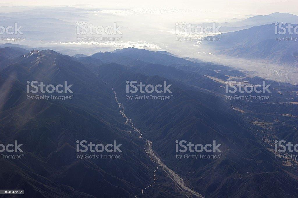 Sierra Nevada 5 royalty-free stock photo