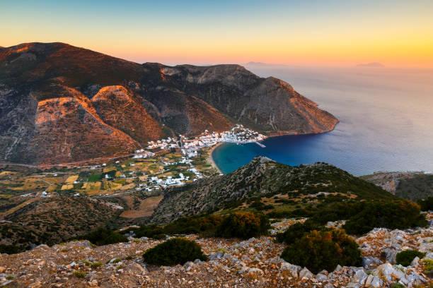 Sifnos, Greece. stock photo