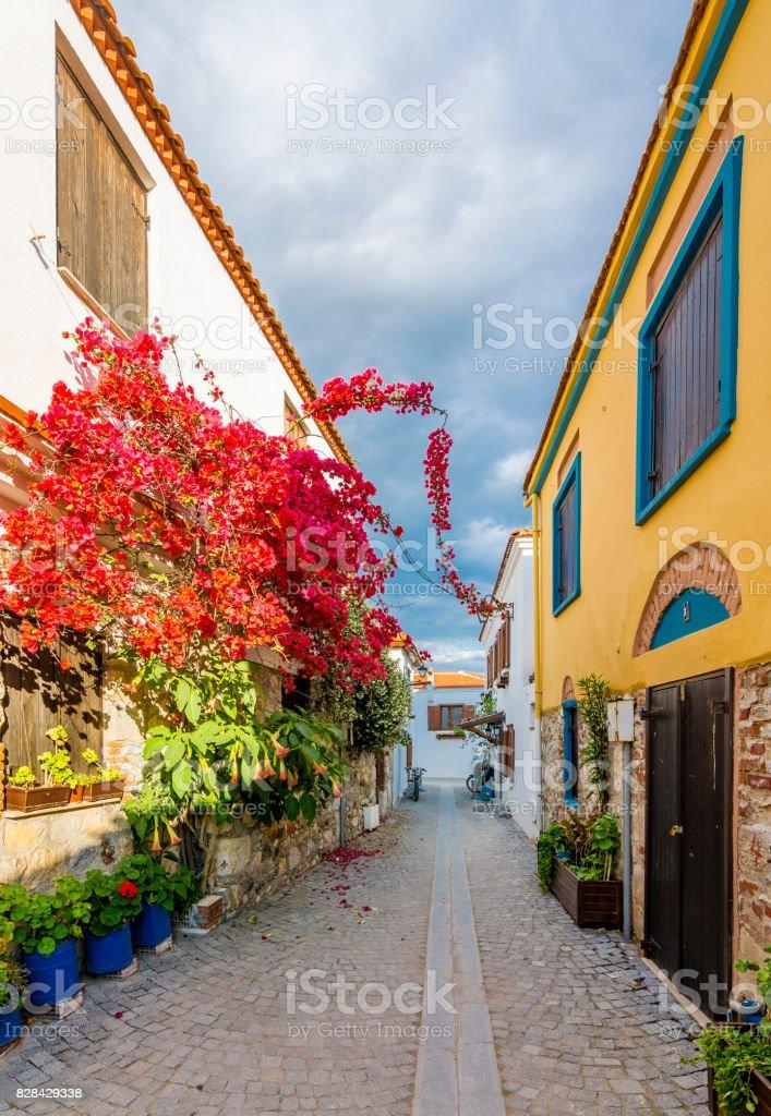 Sigacik Village In Izmir City Stock Photo Download Image Now Istock