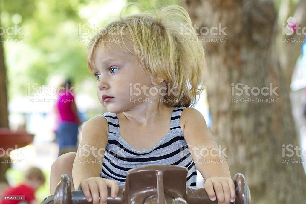 Sigh, I wanted that ride. stock photo