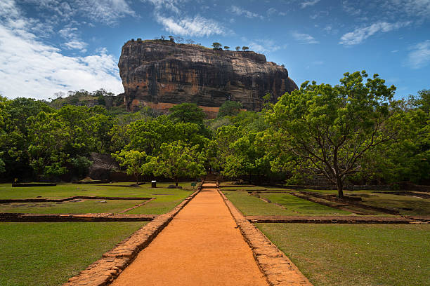 Sigiriya Lion Rock Fortress – Foto