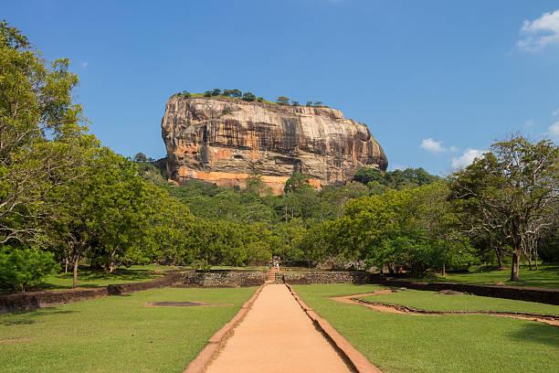 Sigiriya Rock, Sri Lanka – Foto