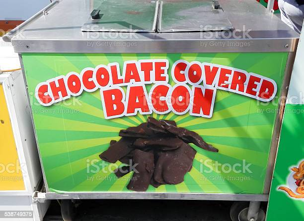 Sign advertising chocolate covered bacon picture id538749375?b=1&k=6&m=538749375&s=612x612&h=owql lsb3owgq 95vdo xugqzqa5vzlc7swxvtwhtmm=