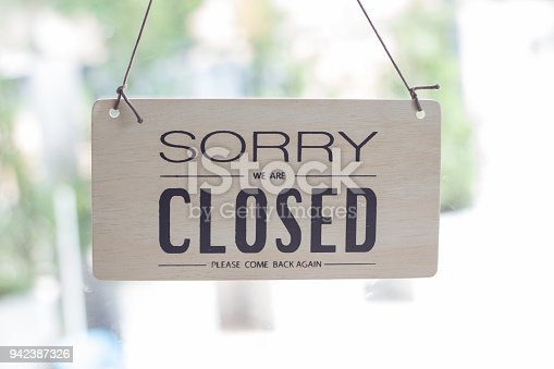Office Closed Sign Template from media.istockphoto.com