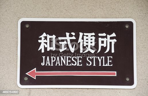 487881729 istock photo Sign in Japan 469254892