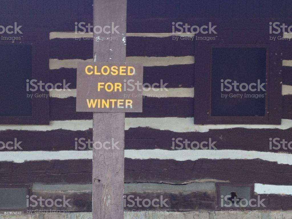 letrero en Estados Unidos stock photo