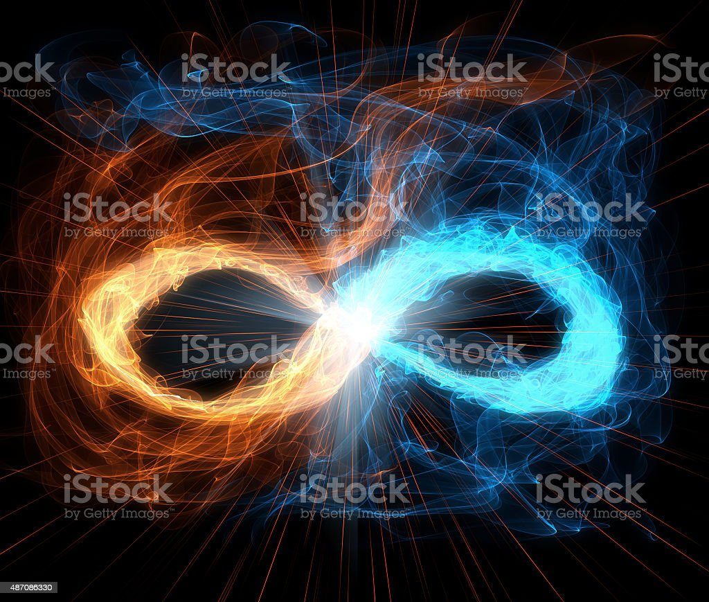 sign infinity stock photo
