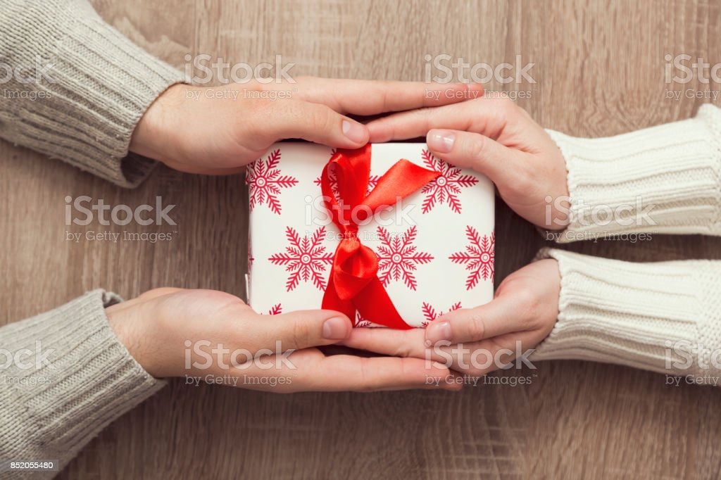 Sign of affection stock photo