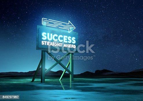 istock sign of success 849297982