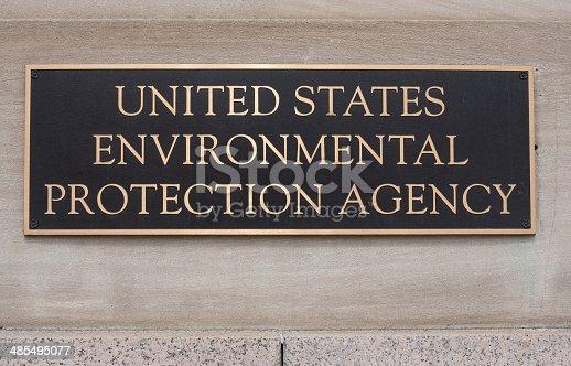 istock EPA Sign 485495077