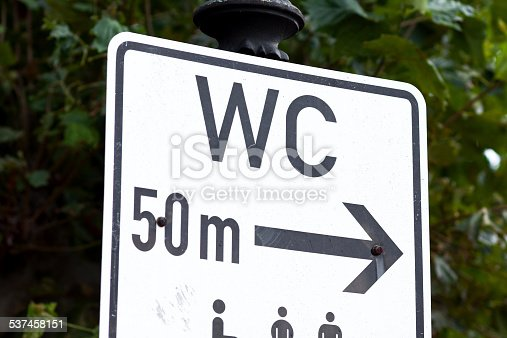 istock WC sign 537458151
