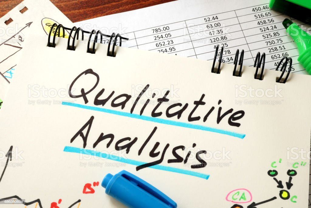 Image result for Qualitative Business Analysis   istock