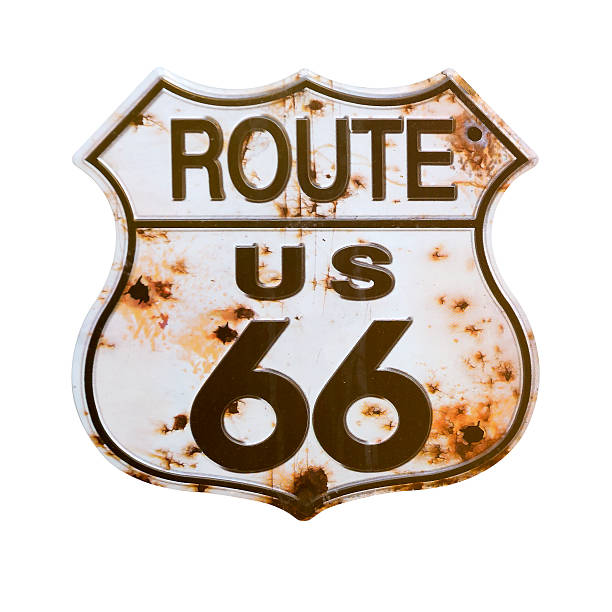 route 66 - route 66 stock-fotos und bilder