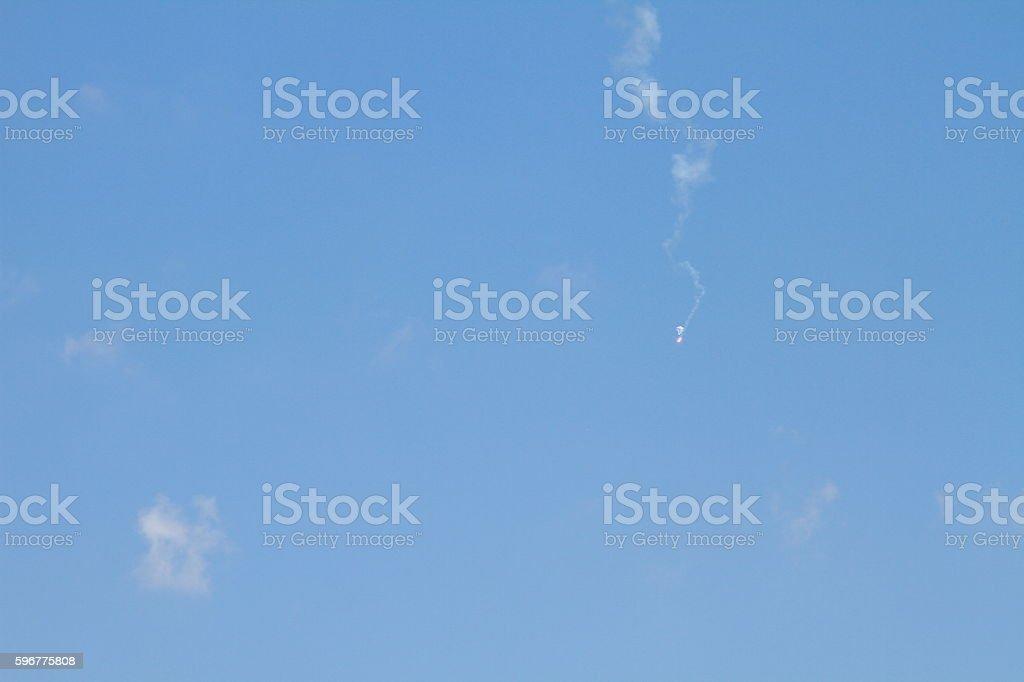 signal racket stock photo