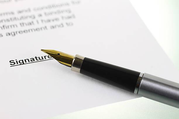 Signature – Foto