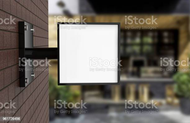 Signboard on the wall empty square light box mockup signage board led picture id961726456?b=1&k=6&m=961726456&s=612x612&h=wnecp2y6k xqad8rcotit752leyb3na0xizanko v0o=